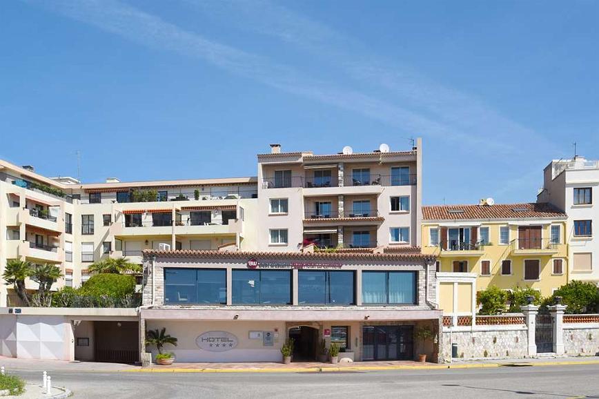 Hotel Best Western Plus La Corniche, Toulon