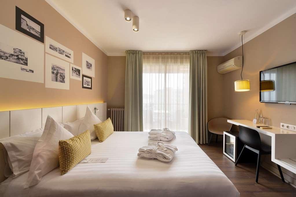 Best Western Plus La Corniche - Superior Guest Room Balcon