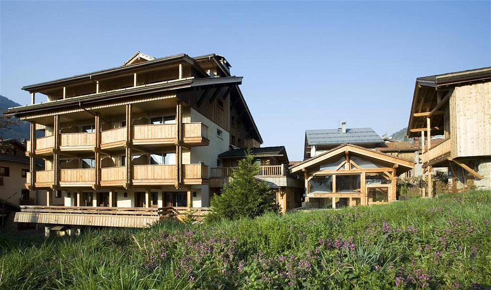 Hotel Best Western Chalet Les Saytels, Le Grand-Bornand