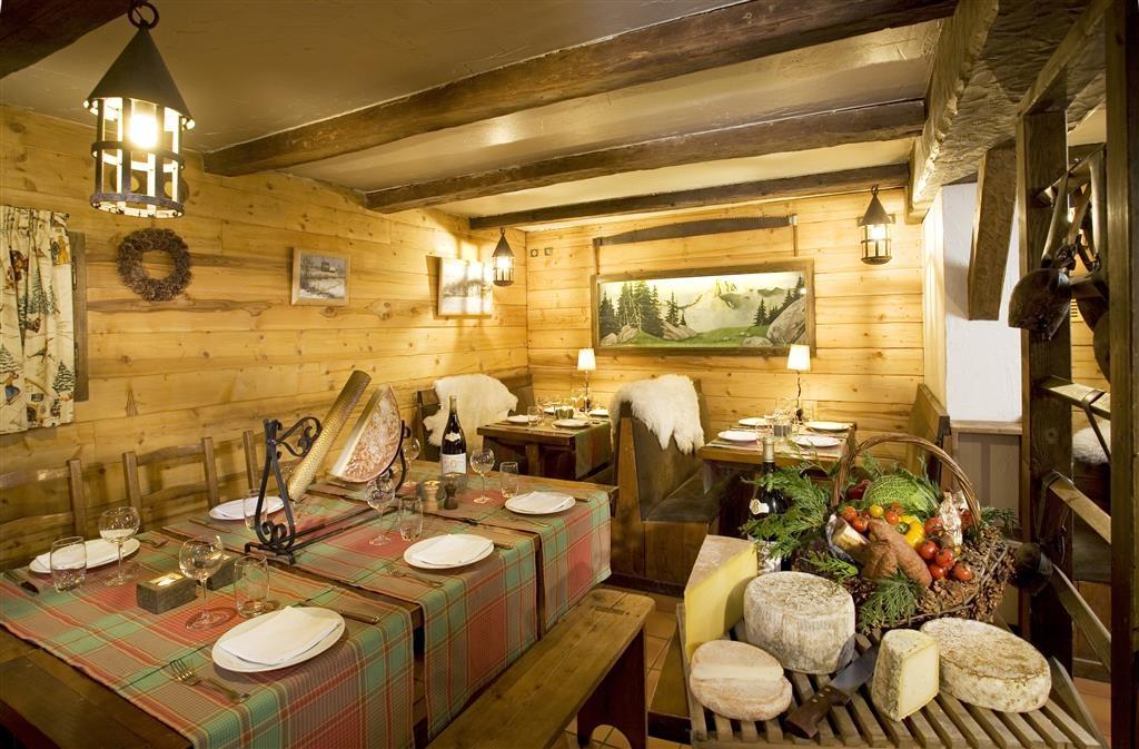 Best Western Chalet Les Saytels - Restaurant