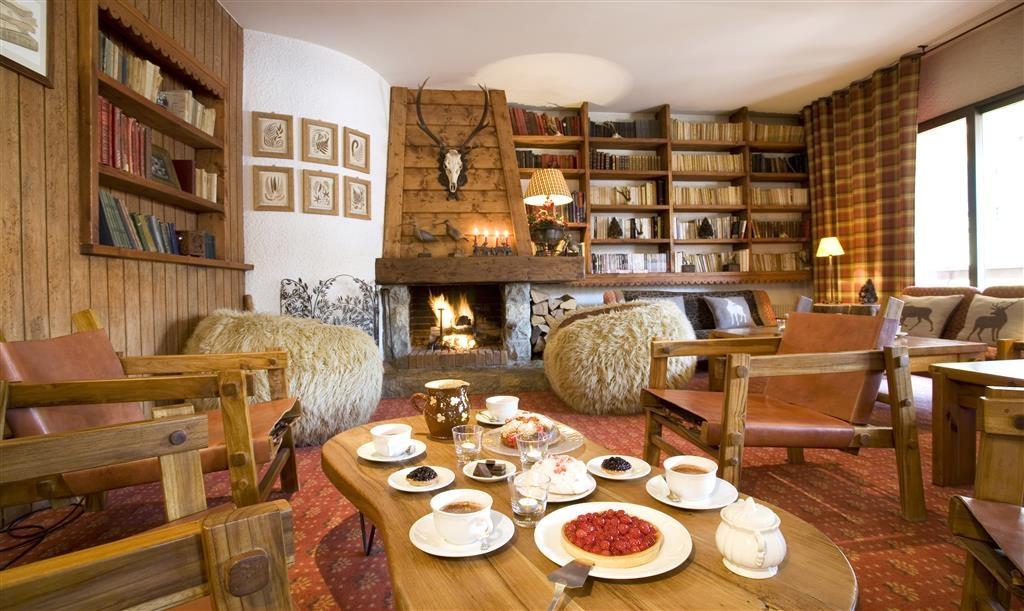 Best Western Chalet Les Saytels - Salon