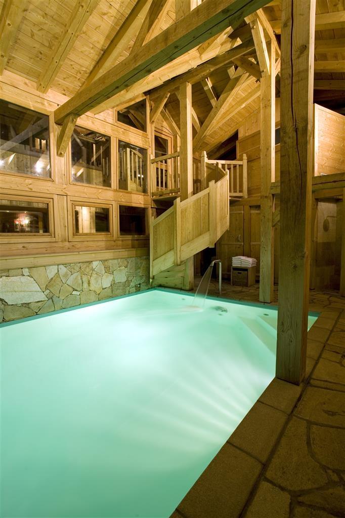 Best Western Chalet Les Saytels - Swimmingpool
