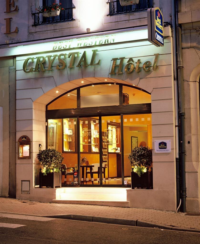 Best Western Hotel Crystal - Vue de l'extérieur