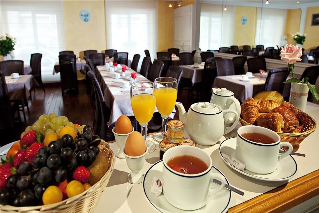 Best Western Hotel Crystal - Restaurant