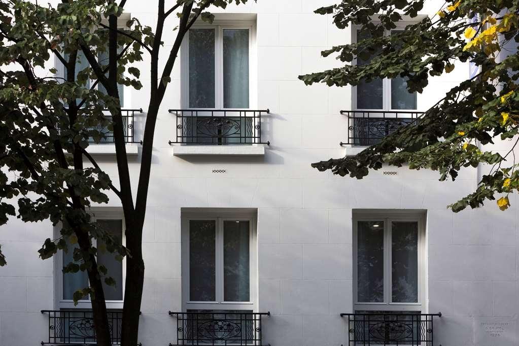 Best Western Paris Italie - Facciata dell'albergo