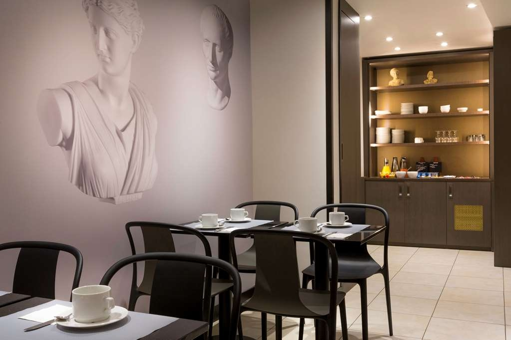 Best Western Paris Italie - Breakfast Area