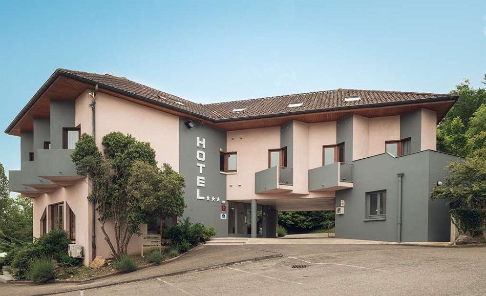 Best Western Bridge Hotel Lyon East - Vue extérieure