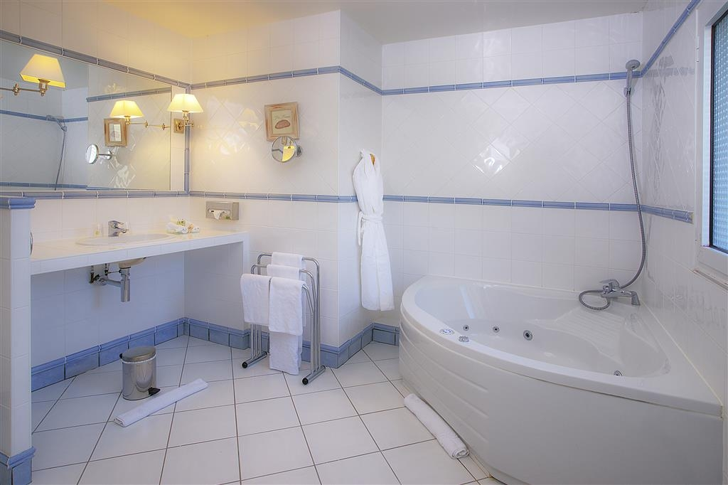 Best Western Plus Hostellerie Du Vallon - Bagno