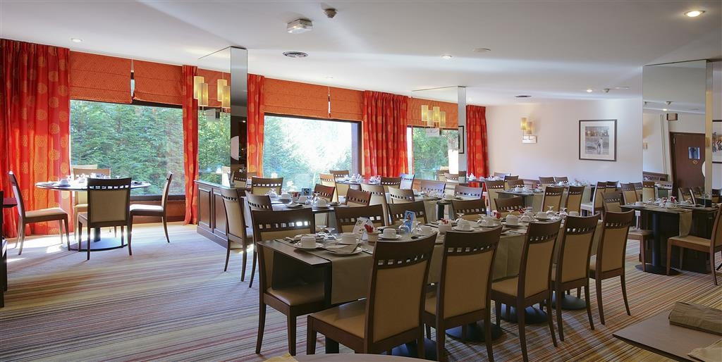 Best Western Plus Hostellerie Du Vallon - Ristorante
