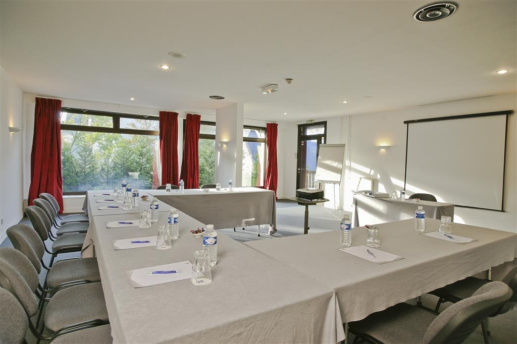 Best Western Plus Hostellerie Du Vallon - Sala meeting
