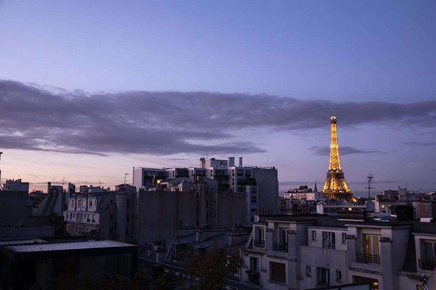Best Western Hotel Eiffel Cambronne - Vue extérieure
