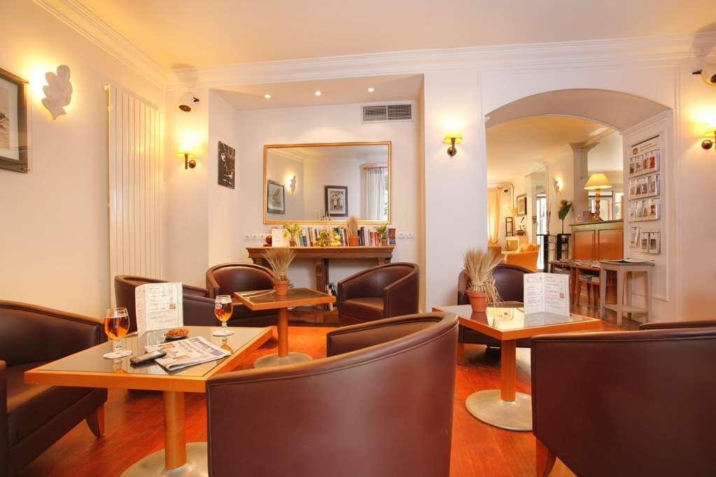 Best Western Hotel Eiffel Cambronne - Bar/Salón