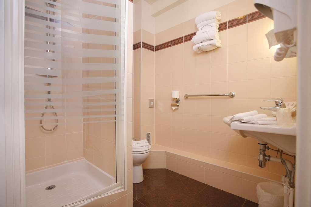 Best Western Hotel Eiffel Cambronne - Badezimmer