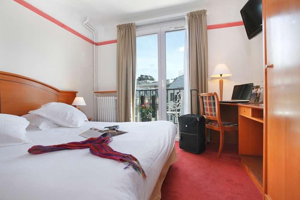 Best Western Hotel Eiffel Cambronne - Gästezimmer/ Unterkünfte