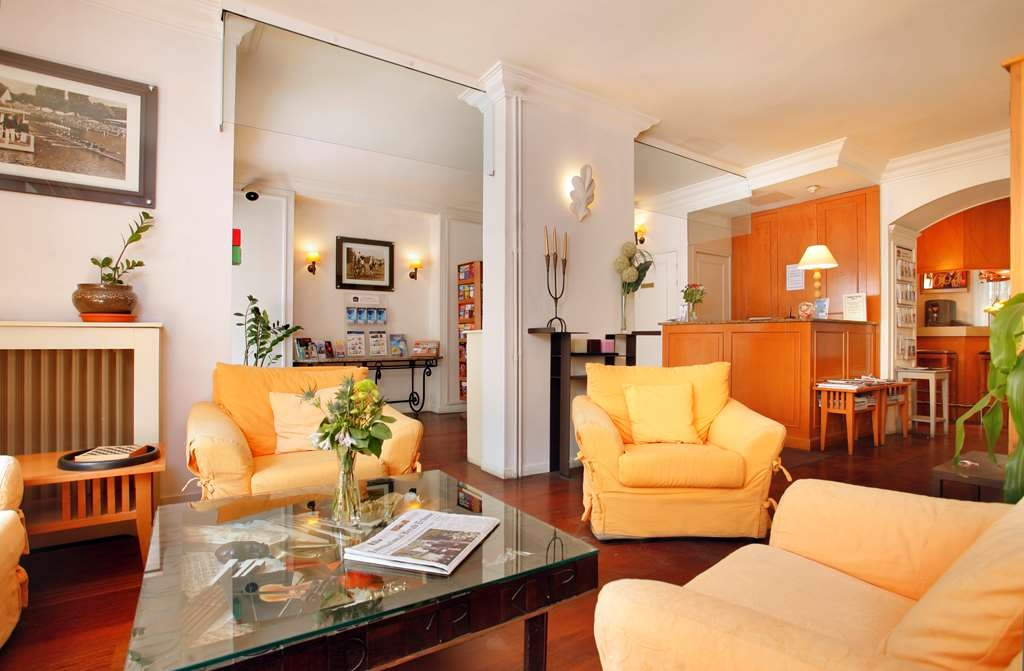 Best Western Hotel Eiffel Cambronne - Reception