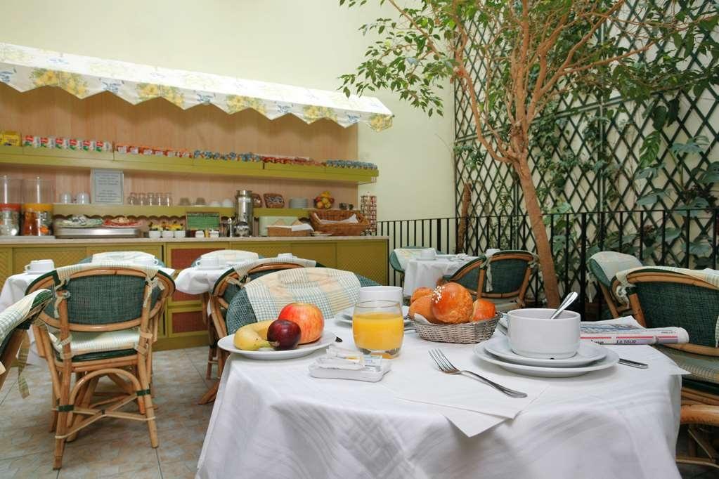 Best Western Hotel Eiffel Cambronne - Restaurant / Gastronomie