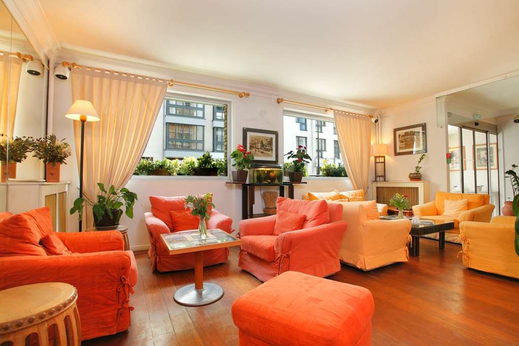 Best Western Hotel Eiffel Cambronne - Hall