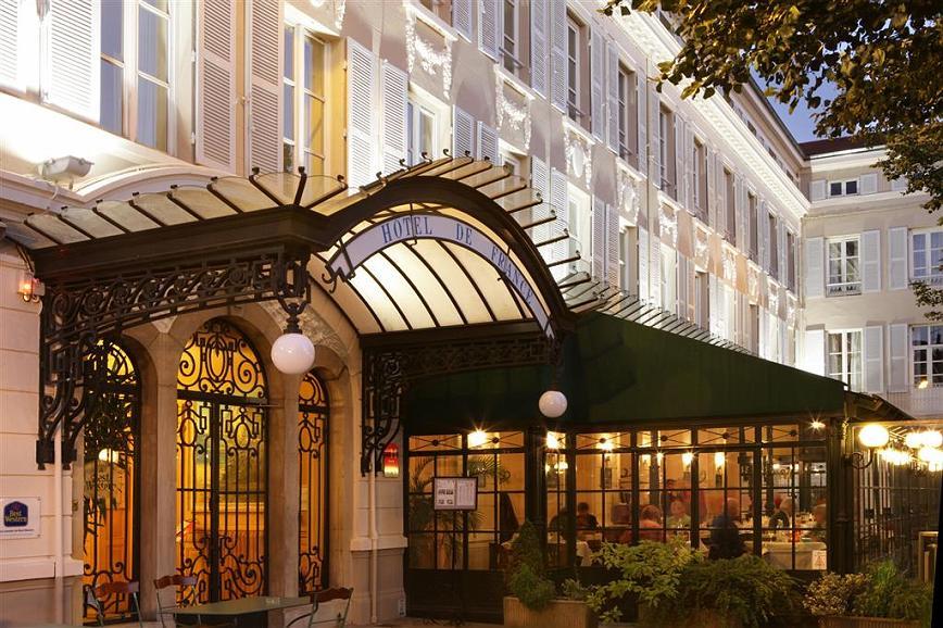 Best Western Hotel De France - Vista exterior