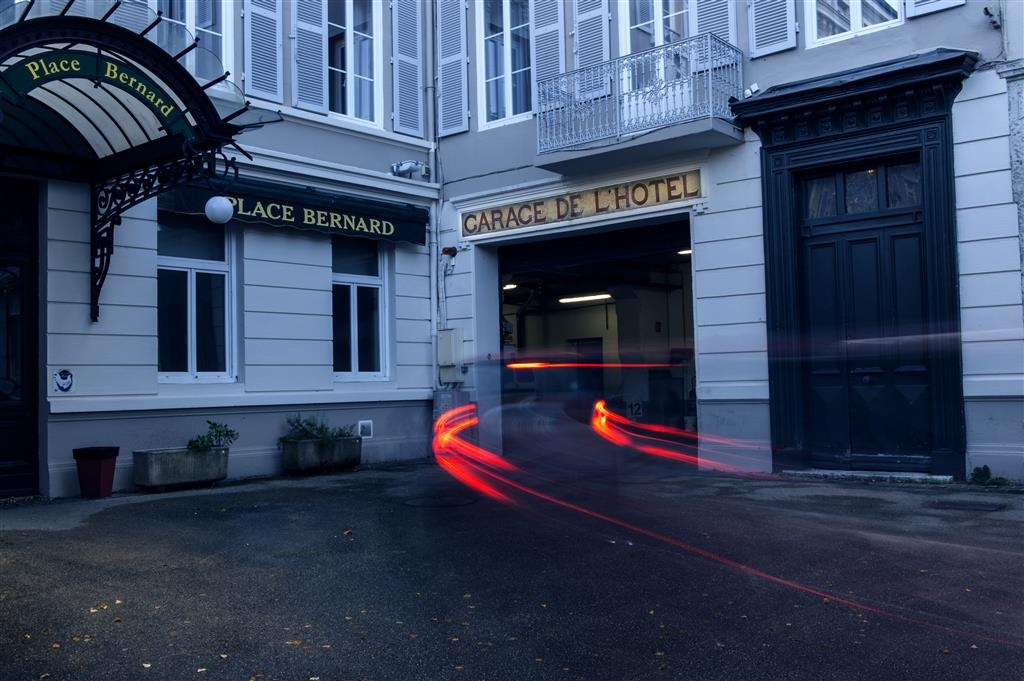Best Western Hotel De France - proprietà amenità