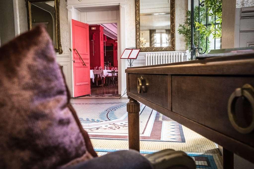 Best Western Hotel De France - Vista del vestíbulo