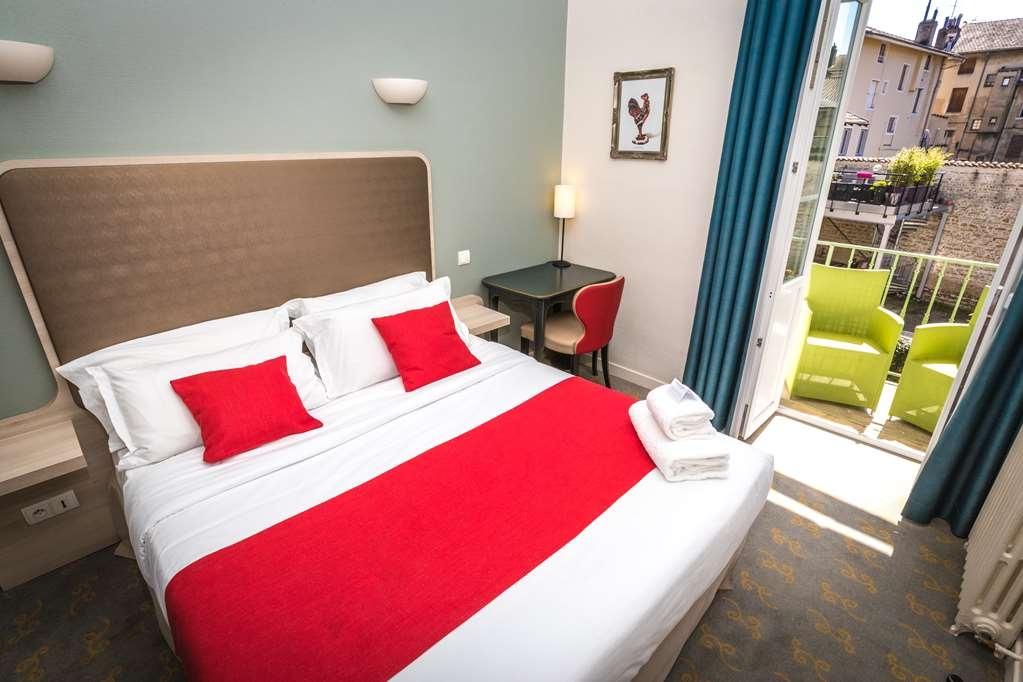 Best Western Hotel De France - Camere / sistemazione