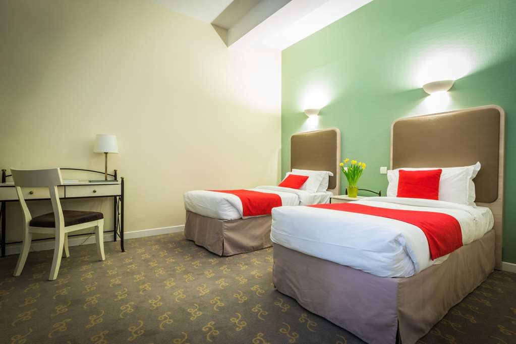 Best Western Hotel De France - Superior Twin Guest Room