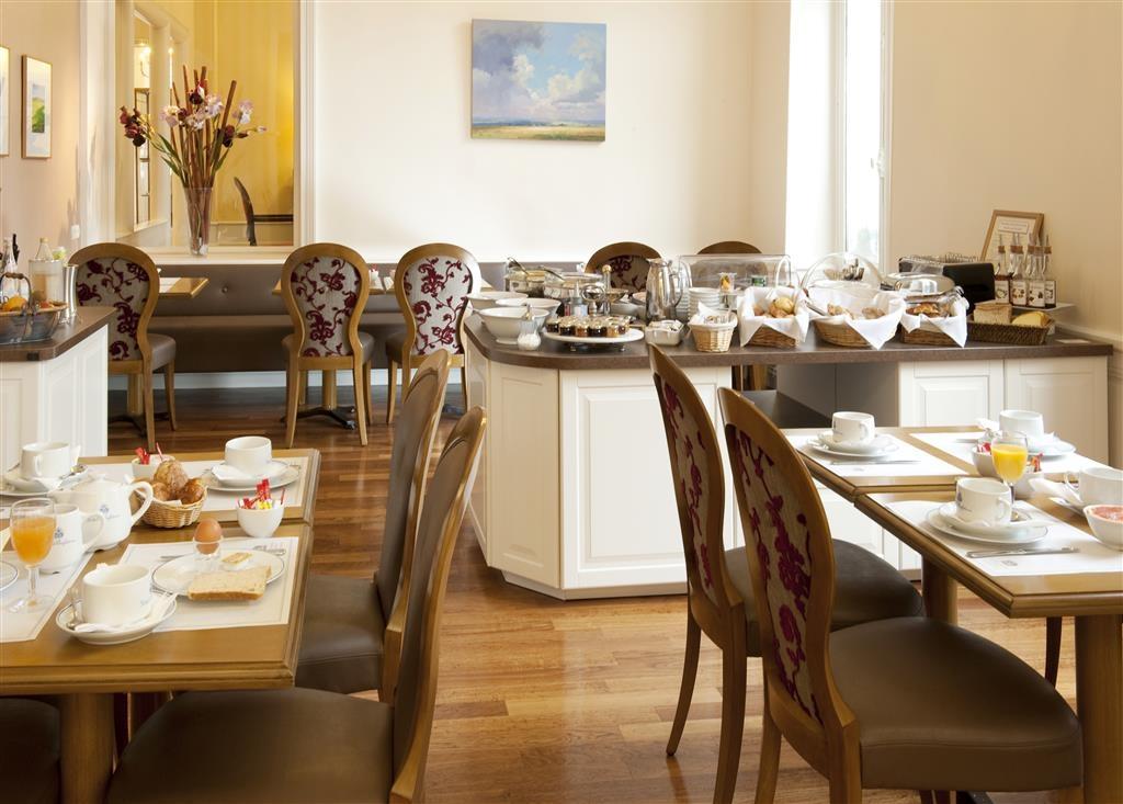 Best Western Plus Hotel D'Angleterre - Restaurante