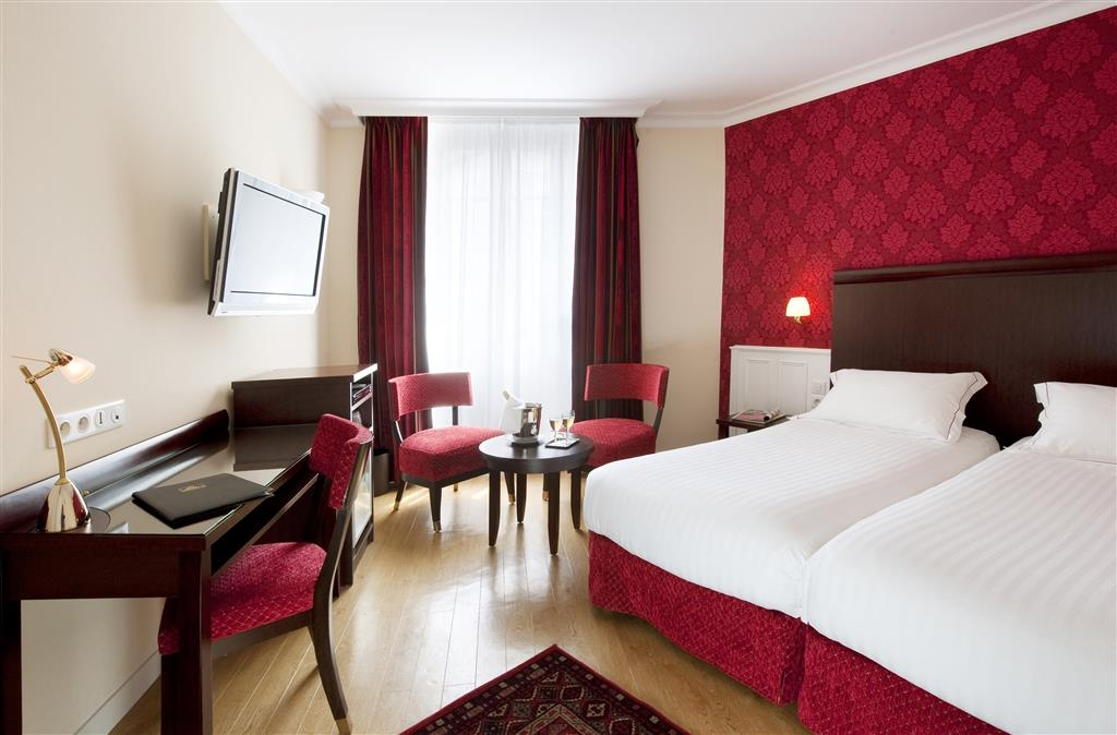 Best Western Plus Hotel D'Angleterre - Camera