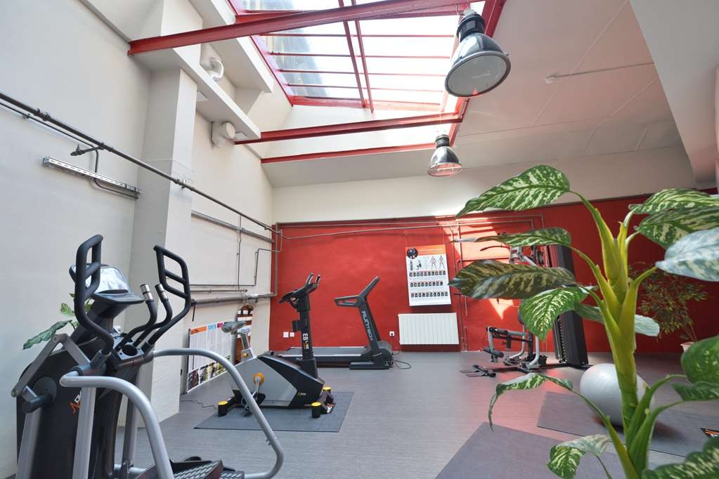 Best Western Plus Hotel D'Angleterre - salle fitness