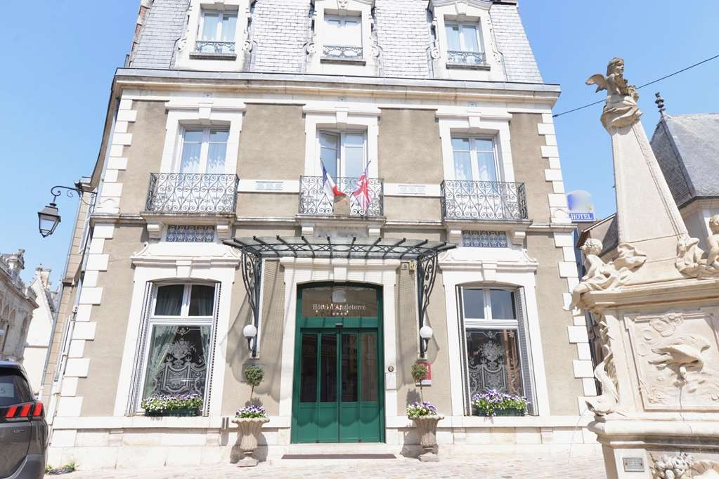 Best Western Plus Hotel D'Angleterre - Exterior