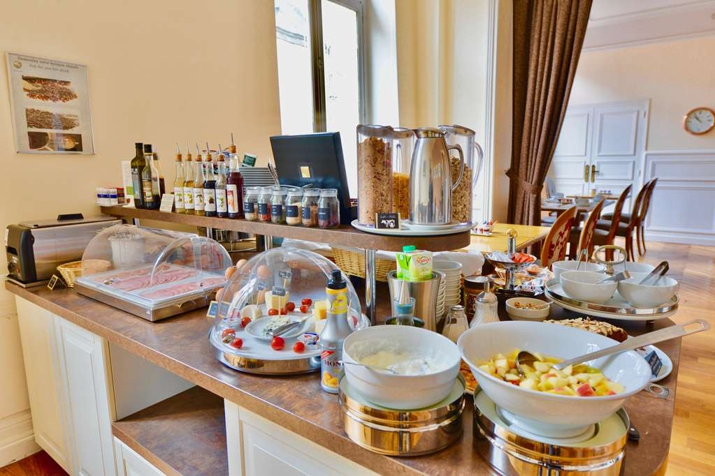Best Western Plus Hotel D'Angleterre - Restaurant / Gastronomie
