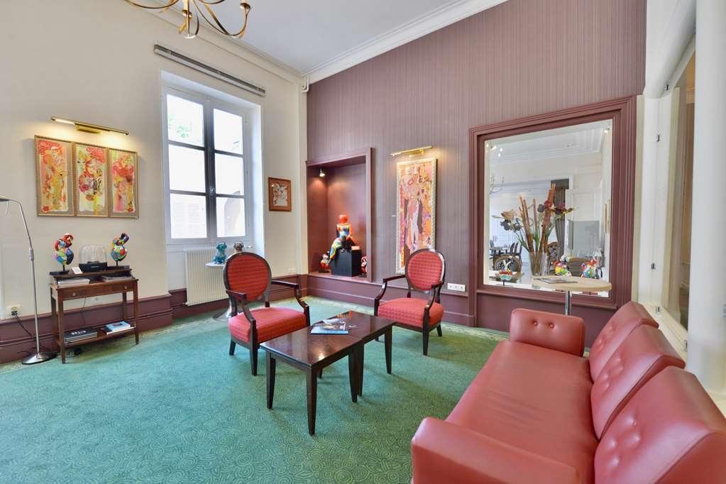 Best Western Plus Hotel D'Angleterre - Bar/Lounge