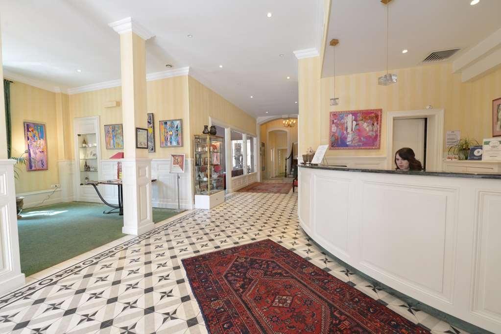 Best Western Plus Hotel D'Angleterre - Lobbyansicht