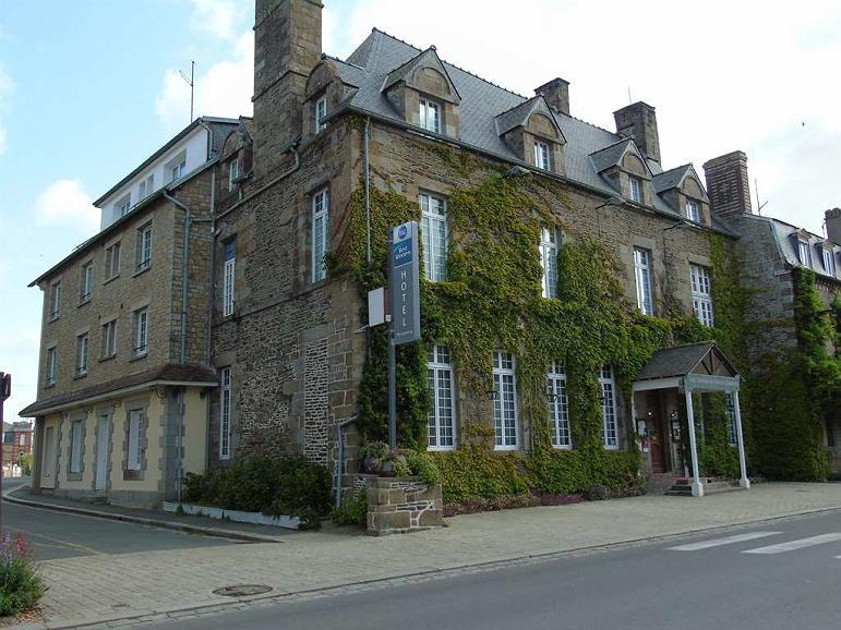 Best Western Hotel Montgomery - Vue extérieure