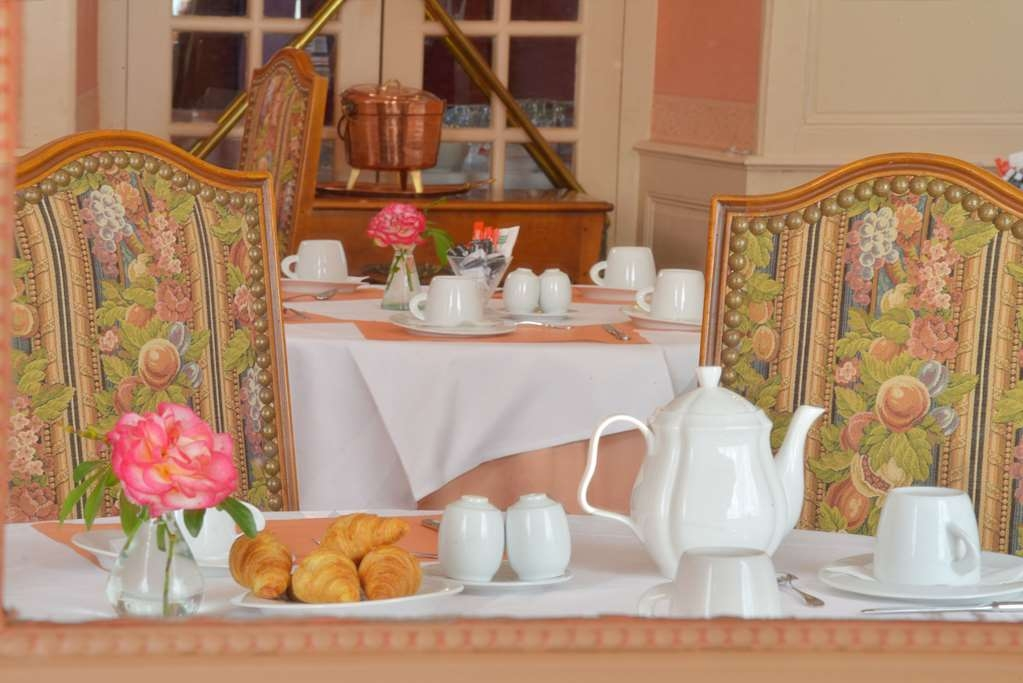 Best Western Hotel Montgomery - Le petit déjeuner buffet
