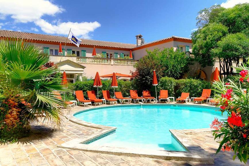 Hotel Best Western L'Orangerie, Nîmes