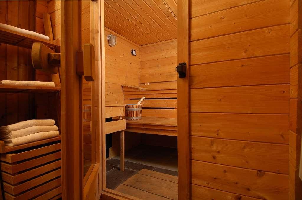 Best Western L'Orangerie - Sauna