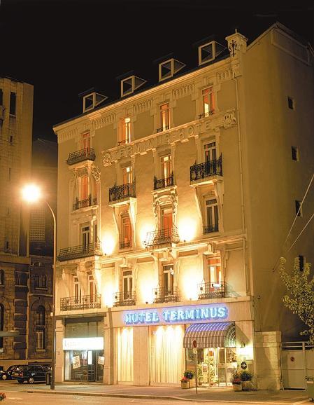 Best Western Hotel Terminus - Aussenansicht
