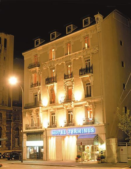 Best Western Hotel Terminus - Area esterna