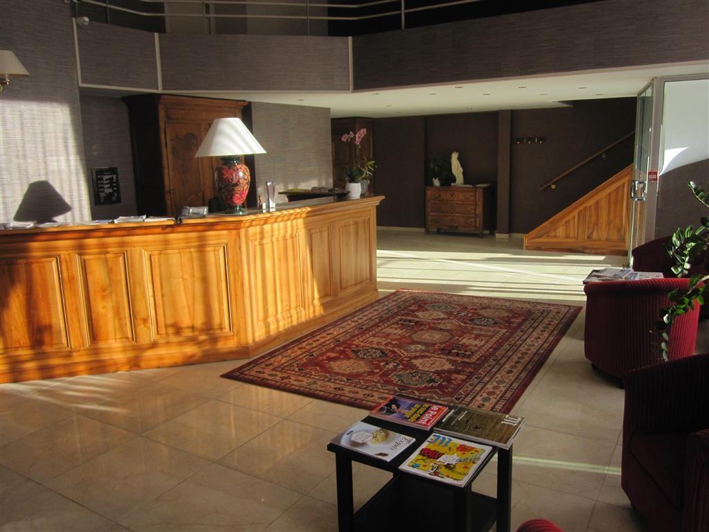 Best Western Hotel Terminus - Vestíbulo