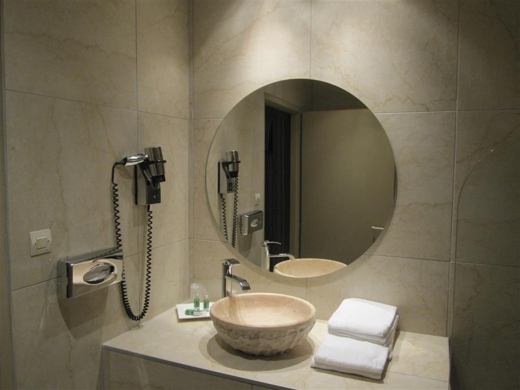 Best Western Hotel Terminus - Gästebad