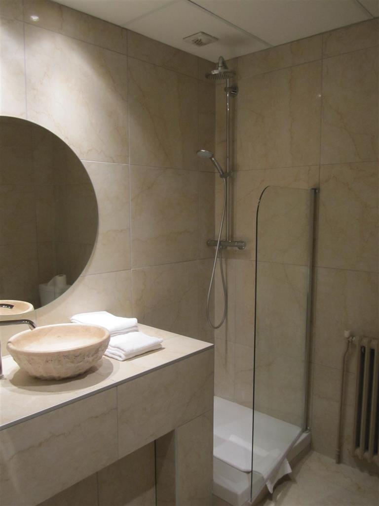 Best Western Hotel Terminus - Salle de bains