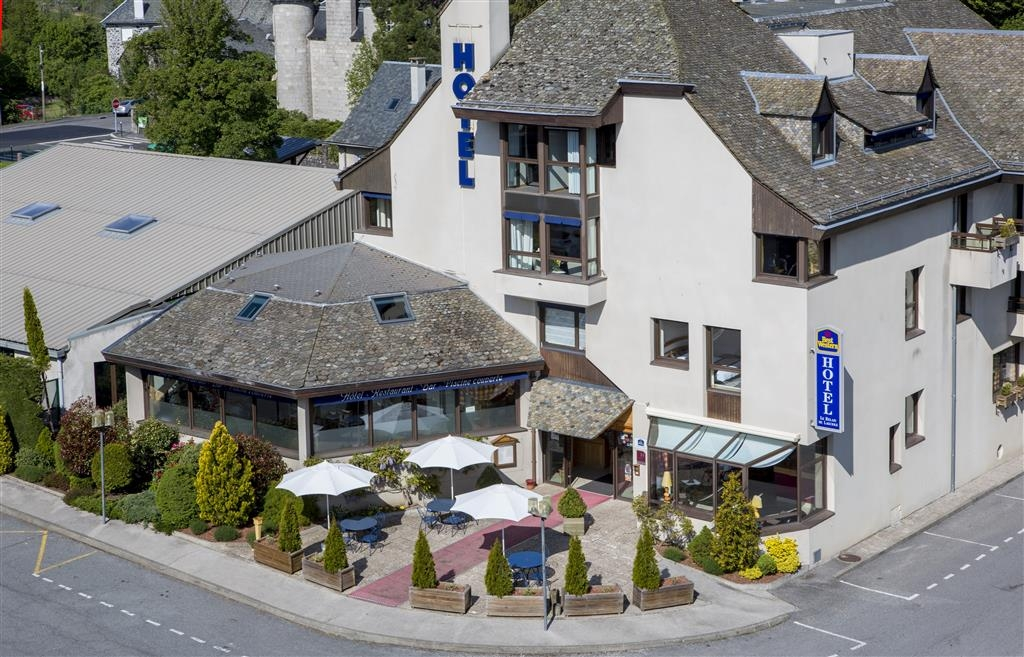 Best Western Le Relais de Laguiole Hotel & Spa - Façade