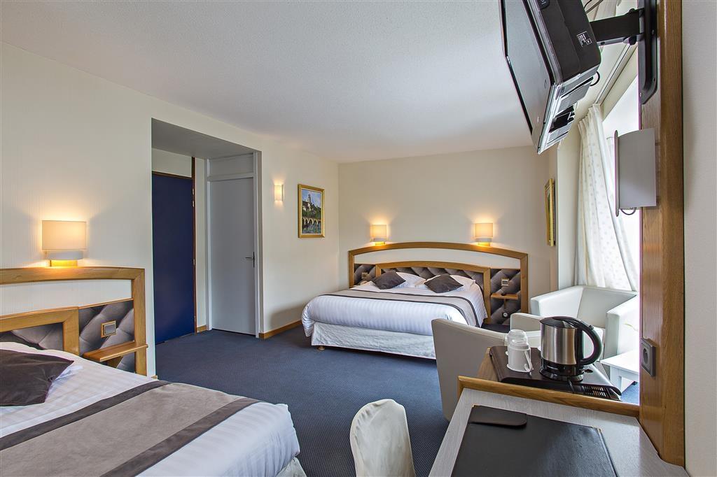 Best Western Le Relais de Laguiole Hotel & Spa - Chambre