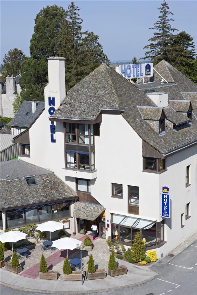 Best Western Le Relais de Laguiole Hotel & Spa - Extérieur de l'hôtel