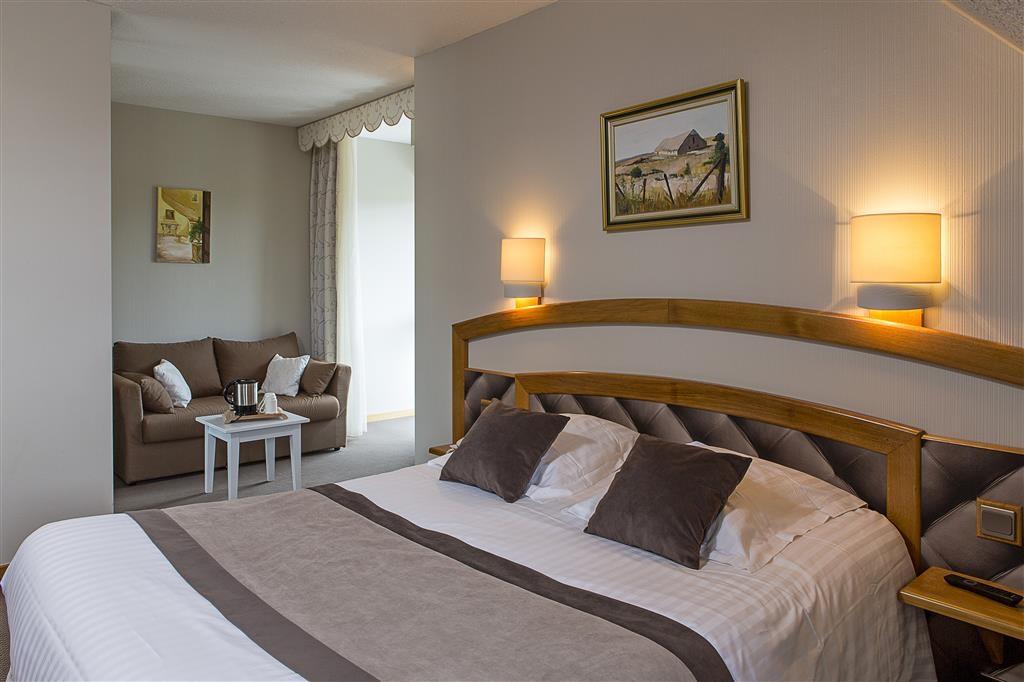 Best Western Le Relais de Laguiole Hotel & Spa - Guest Room