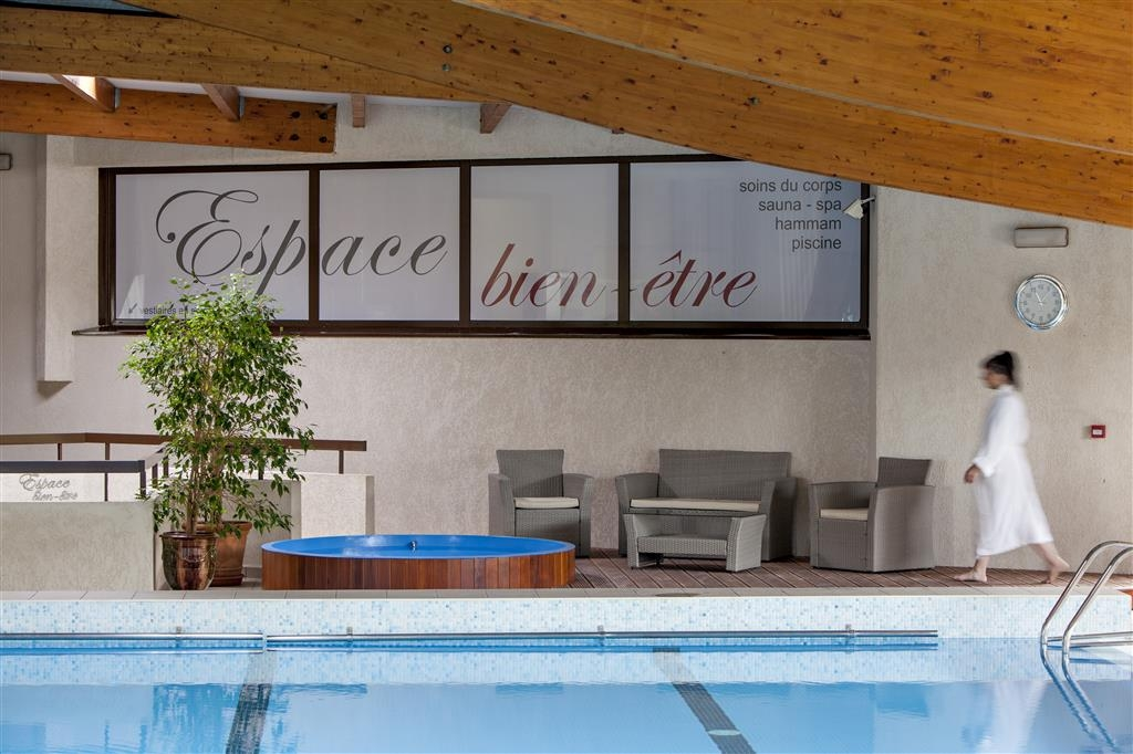 Best Western Le Relais de Laguiole Hotel & Spa - Pool