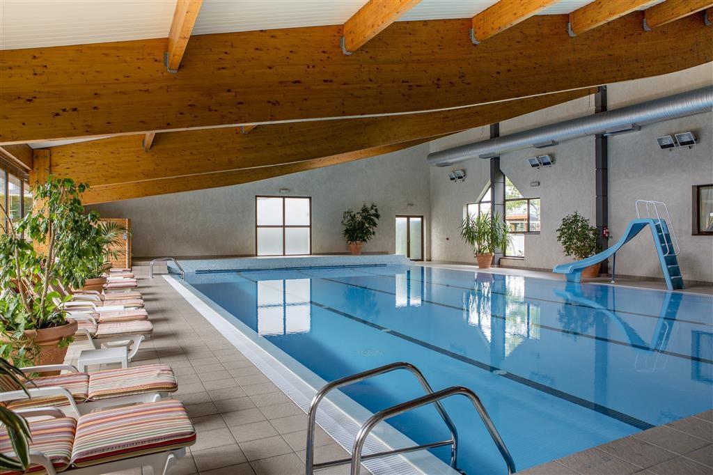 Best Western Le Relais de Laguiole Hotel & Spa - Piscine