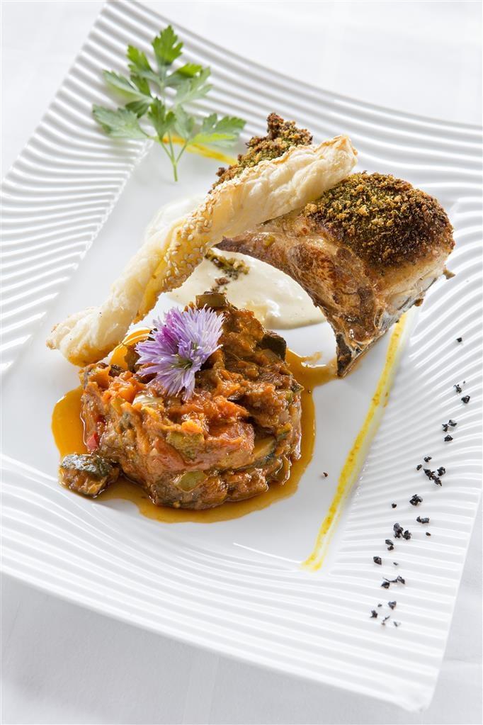 Best Western Le Relais de Laguiole Hotel & Spa - Restaurant