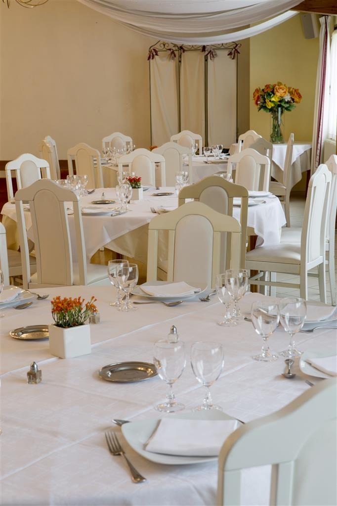 Best Western Le Relais de Laguiole Hotel & Spa - Group Restaurant